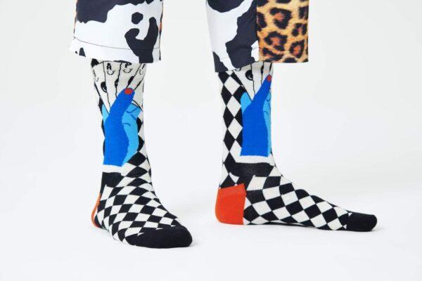 87121us000003 lucky winner sock 1