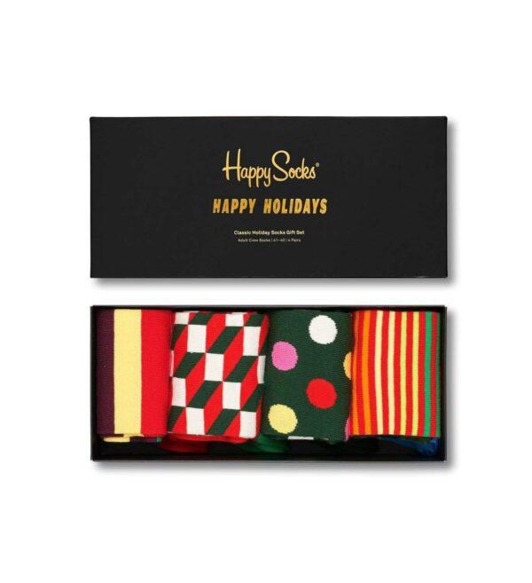 87520uspp0016 classsic holiday socks gift set 6